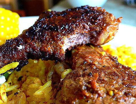A lamb chop3